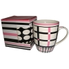 Caneca Porcelana<br> Fashion <br> Cód: 74497